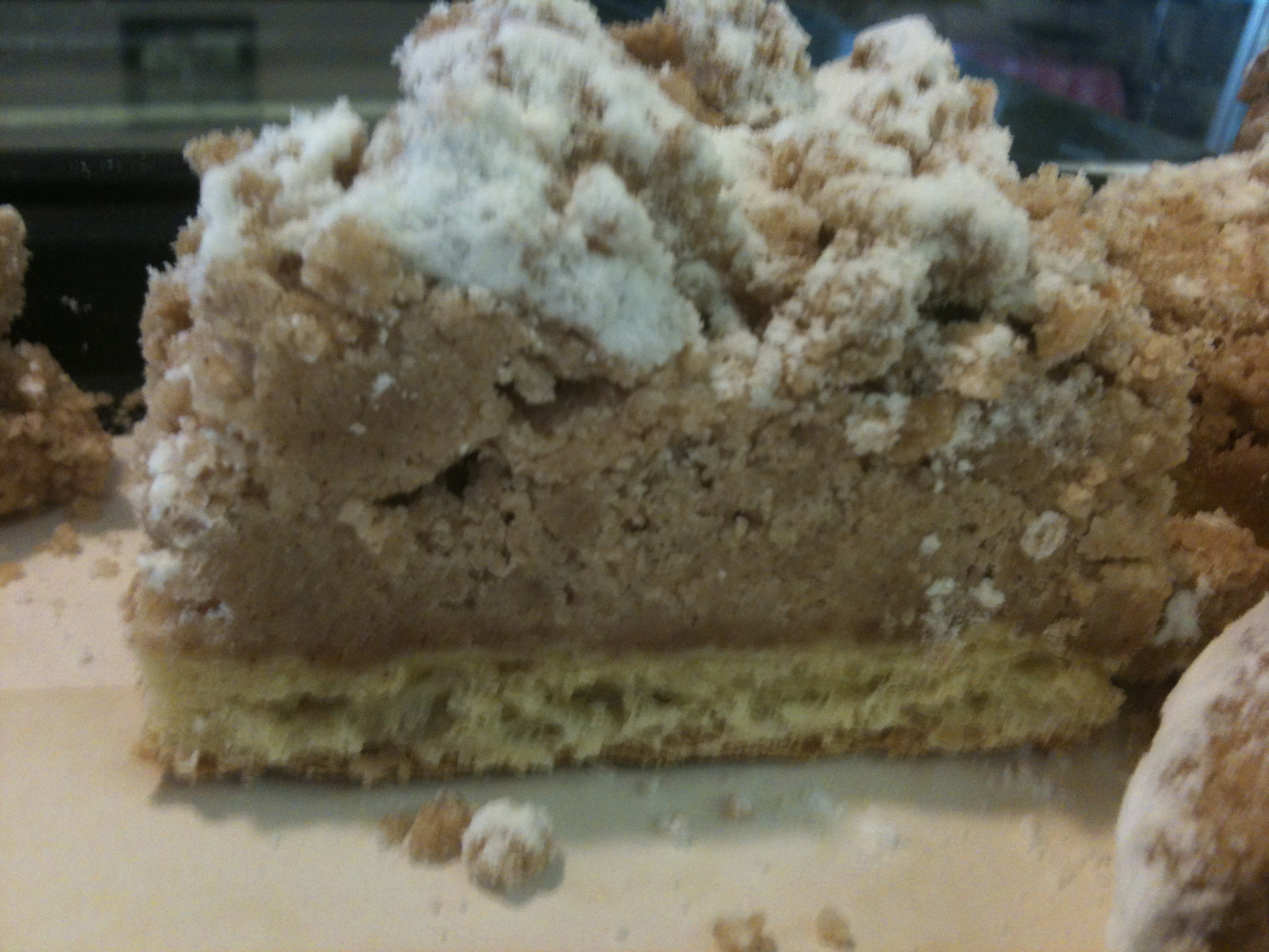 World's Famous Extra Heavy Crumb Cake